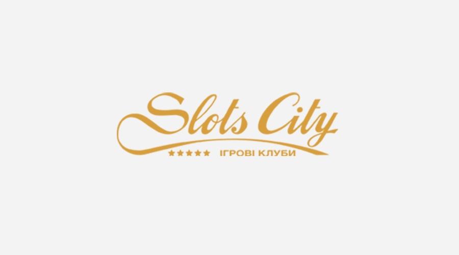 Слотс Сити казино Украина